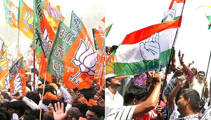 कांग्रेस का राजनीतिक ग्राफ क्षेत्रीय दलों से भी नीचे चला गया है: भाजपा