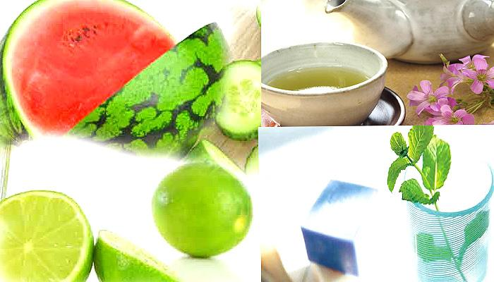 गर्मियों के ये पांच खाद्य पदार्थ जो कुदरती तौर पर त्वचा को करें detox!