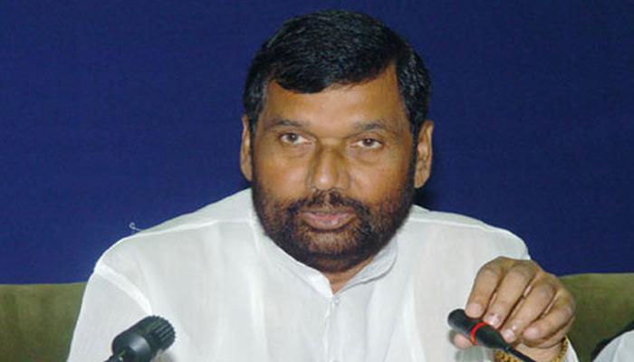 सस्ती दाल उपलब्ध कराने को तैयार है सरकार- केंद्रीय मंत्री रामविलास पासवान