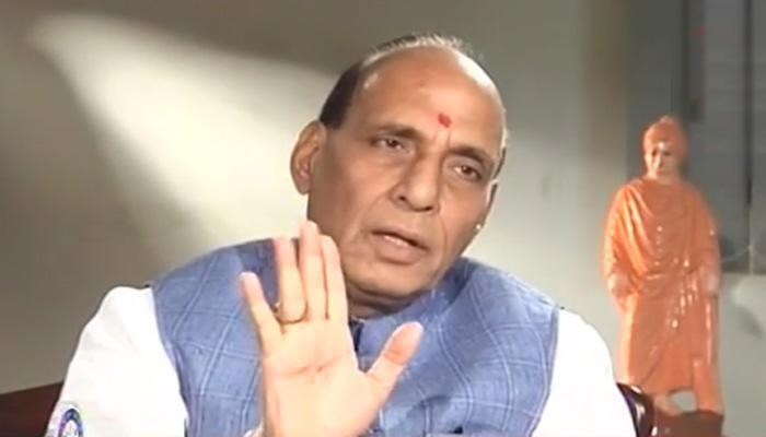 Exclusive: ज़ी न्यूज से खास बातचीत में बोले राजनाथ सिंह- यूपी चुनाव में CM के लिये लाएंगे जाना-पहचाना चेहरा