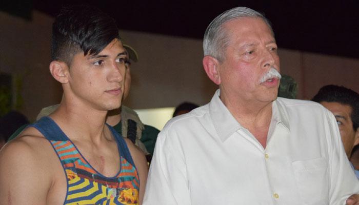 मैक्सिको: अगवा फुटबाल स्टार एलेन पुलिडो को अफसरों ने छुड़ाया