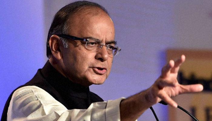 जीडीपी की वृद्धि दर में तेजी का रुख, निवेशकों को भारत में प्रचूर मौका: जेटली