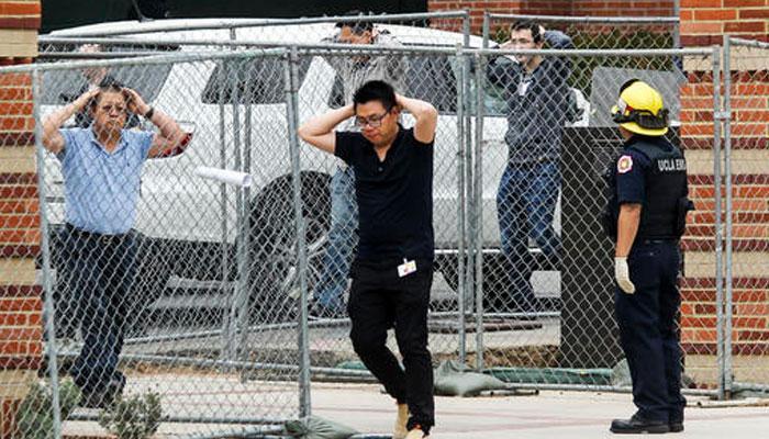 अमेरिका के कैलिफोर्निया यूनिवर्सिटी में फायरिंग, दो लोगों की मौत