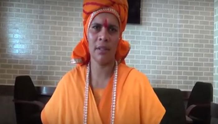 साध्वी प्राची के विवादित बोल- भारत को 'मुस्लिम मुक्त' बनाने का समय आ गया है, देखें VIDEO