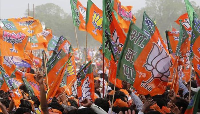 भाजपा राष्ट्रीय कार्यकारिणी से पहले पार्टी पदाधिकारियों की बैठक