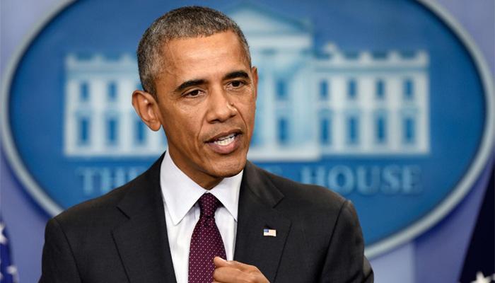 बराक ओबामा ने कहा-यह अमेरिकी समाज पर आतंकवादी हमला