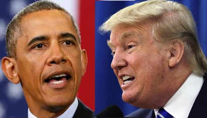 ओरलैंडो गोलीबारी: डोनाल्ड ट्रंप ने बराक ओबामा का मांगा इस्तीफा