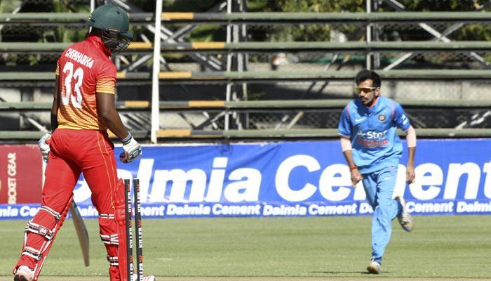 जिम्बाब्वे को आठ विकेट से हराकर भारत ने जीती सीरीज