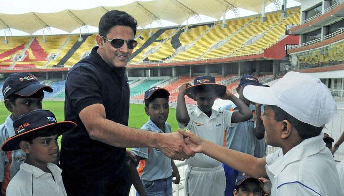 अनिल कुंबले टीम इंडिया के कोच बनने की रेस में शास्त्री, पाटिल से आगे!
