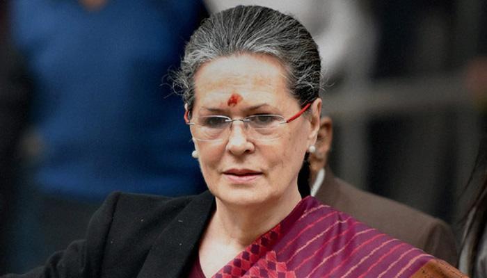 शिमला की निजी यात्रा पर कांग्रेस अध्यक्ष सोनिया गांधी, बेटी प्रियंका के मकान को देखा