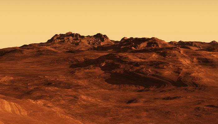 मंगल ग्रह पर पहली बार मौसमी धूल भरी आंधी का पता लगा