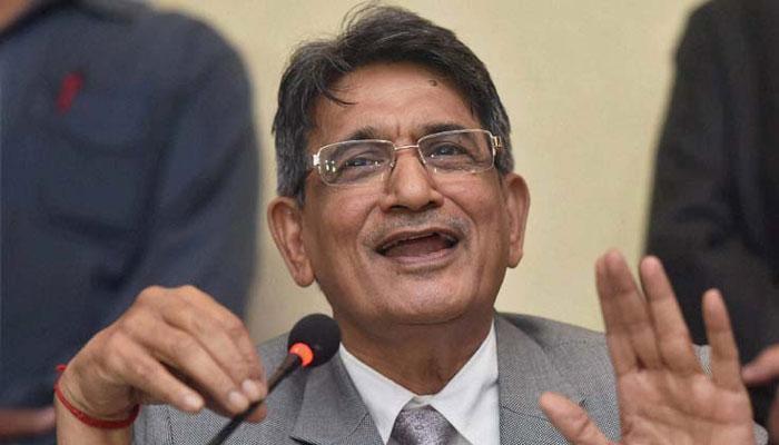 भारतीय क्रिकेट टीम के कोच पद के लिये योग्य उम्मीदवार का इंटरव्यू लिया जायेगा : शिर्के