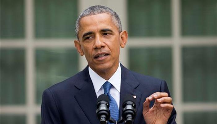 राष्ट्रीय सुरक्षा का मामला है लैंगिक समानता : ओबामा
