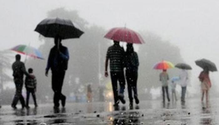 दिल्ली छोड़ पूरे उत्तर भारत में प्री-मानसून बारिश, कश्मीर में दो की मौत