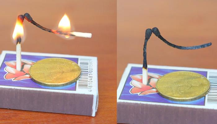 माचिस की तीली में लगी आग और फिर हुआ ये 'जादू', देखिए 5 Magic Tricks का वीडियो