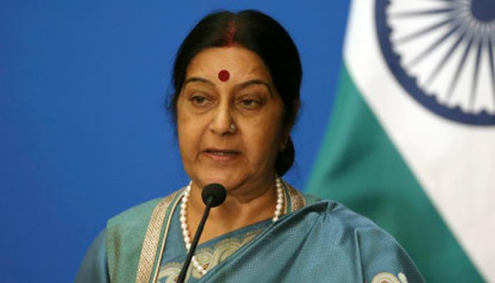 पिछले दो सालों में भारत को बतौर FDI 55 अरब अमेरिकी डॉलर मिलेः सुषमा