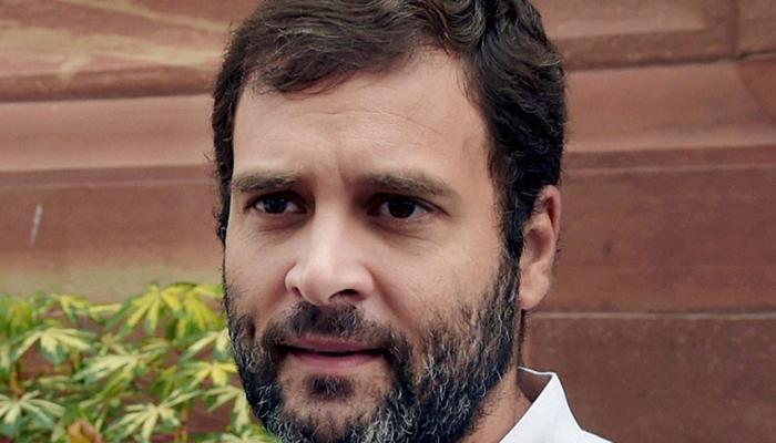 कुछ दिनों के लिए देश से बाहर जा रहा हूं: राहुल गांधी