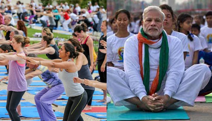 अंतरराष्ट्रीय योग दिवस आज; पीएम चंडीगढ़ पहुंचे, देश-विदेश में होंगे कई बड़े कार्यक्रम