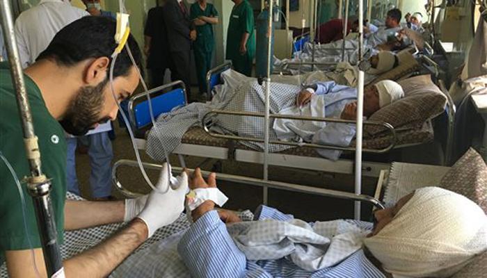 अफगानिस्तान में हुए हमलों में 2 भारतीयों समेत 25 लोगों की मौत