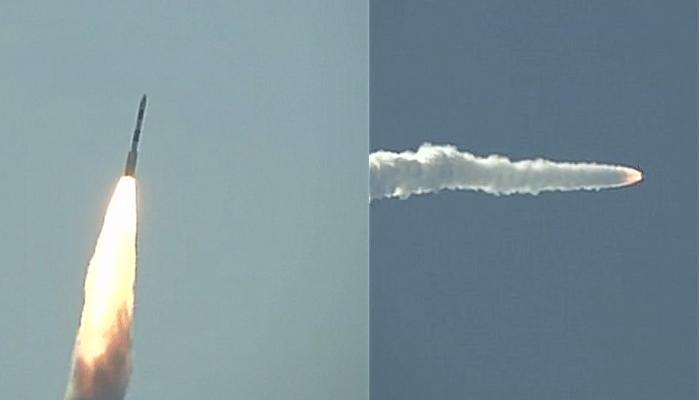 ISRO ने एक साथ 20 उपग्रह लॉन्च कर रचा इतिहास, PSLV-C-34 के अंतरिक्ष में प्रक्षेपण का देखें Video