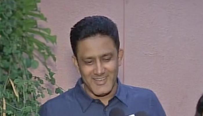 सचिन, सौरव, वीवीएस और द्रविड़ के साथ मिलकर बनाएंगे रणनीतिः अनिल कुंबले