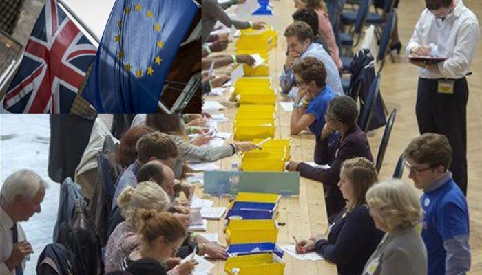 यूरोपियन यूनियन से अलग हुआ ब्रिटेन, जनमत संग्रह के नतीजों में अधिकांश लोग 'ब्रेग्जिट' के पक्ष में रहे