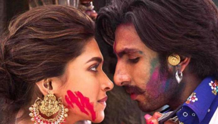 आईफा समारोह में खास अंदाज में सामने आया रणवीर-दीपिका का प्यार
