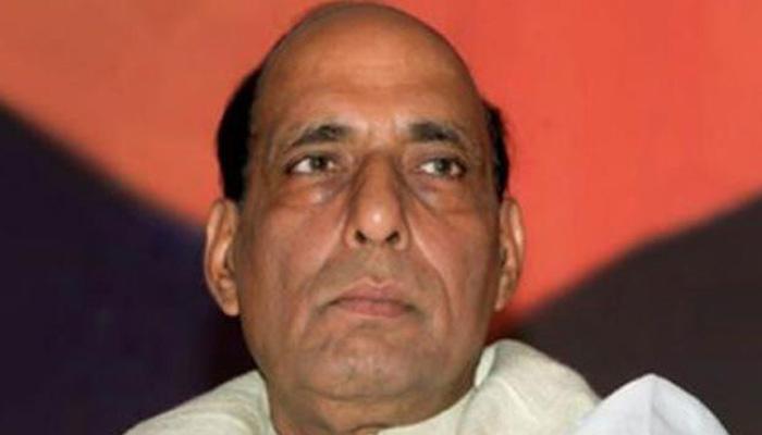 राजनाथ ने J&K में हालात की समीक्षा की, सुरक्षा बलों को चौकसी बढ़ाने का दिया निर्देश