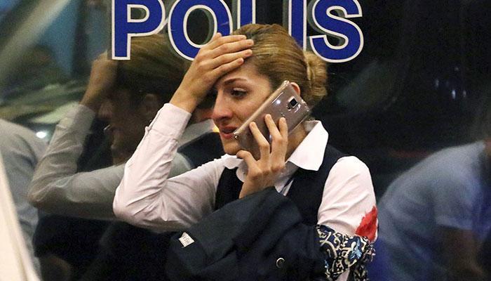 टर्की के इस्तांबुल एयरपोर्ट पर आत्मघाती हमला