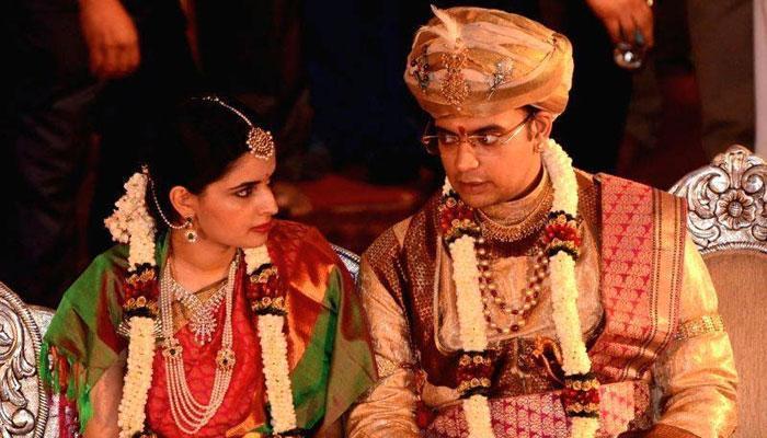 मैसूर राजघराने में शाही शादी: वाडियार परिवार का शाही रिसेप्शन