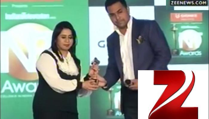 NT अवॉर्ड्स 2016: Zeenews.com को मिला 'बेस्ट न्यूज चैनल वेबसाइट' का सम्मान