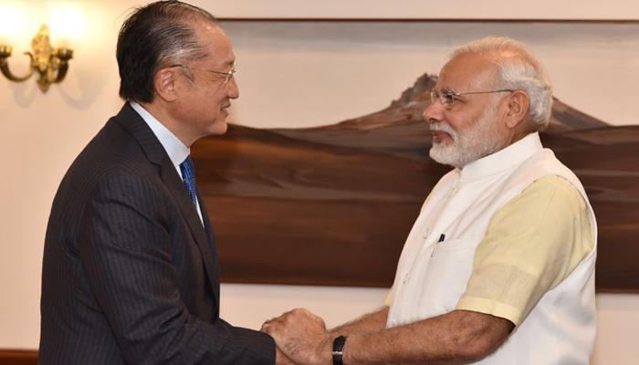 भारत आकर्षक स्थल, मोदी के नेतृत्व में प्रगति से खुश हूं : किम
