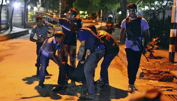 ढाका के रेस्तरां में बंदूकधारियों का कहर; करीब 60 लोगों को बनाया बंधक, पांच की ली जान
