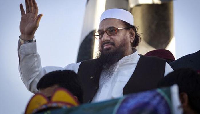 मुंबई आतंकी हमले का साजिशकर्ता हाफिज सईद ने ईद-उल-फितर नमाज की अगुवाई की