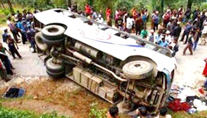 राजस्थान में दो सड़क हादसों में 26 लोगों की मौत, 39 घायल