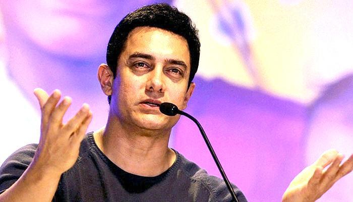 बॉलीवुड अभिनेता आमिर खान बोले 'आतंकवाद का धर्म नहीं होता'