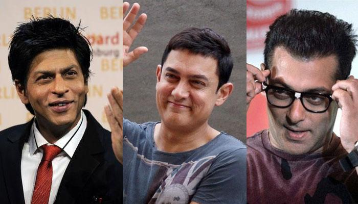 मैं, आमिर और सलमान एक-दूसरे का काफी सम्मान करते हैं: शाहरूख खान
