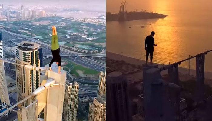 सांसे रोक देने वाली Top of The World Selfies!