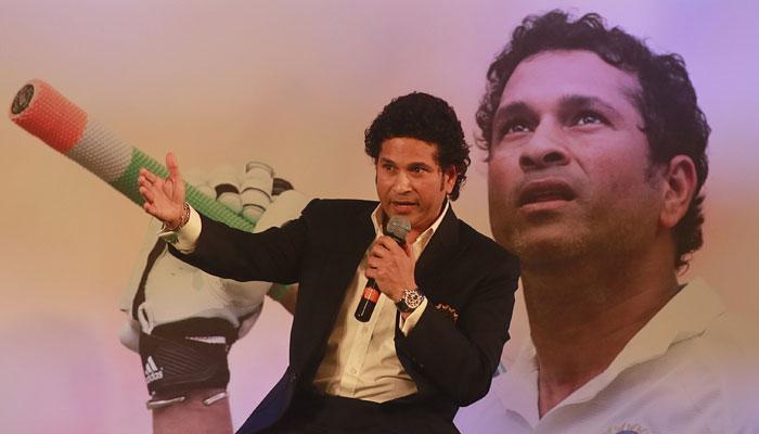 मैं गरीब बच्चों की क्रिकेट खेलने में मदद करना चाहता हूं: सचिन तेंदुलकर