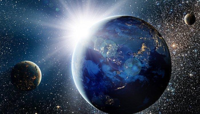 ब्रह्मांड के जन्म के पीछे है 'बिग बाउंस'?