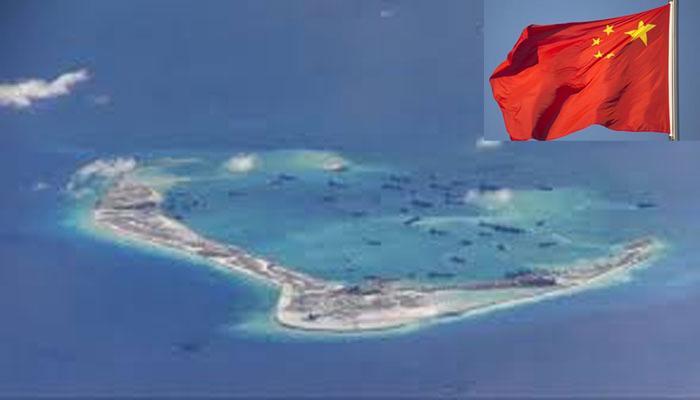 दक्षिण चीन सागर पर फैसले को चीन ने नकारा, वायु-सुरक्षा जोन पर जताया अधिकार