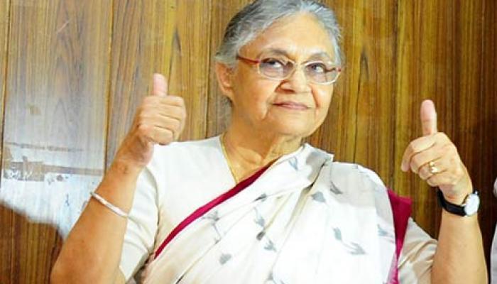 यूपी विधानसभा चुनाव के लिए कांग्रेस का बड़ा ऐलान, शीला दीक्षित होंगी पार्टी की मुख्यमंत्री उम्मीदवार