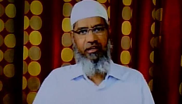 विवादित इस्लामिक प्रचारक जाकिर नाइक ने किसी आतंकी को प्रेरित नहीं करने का दावा किया, खुद को बताया 'शांति का दूत'