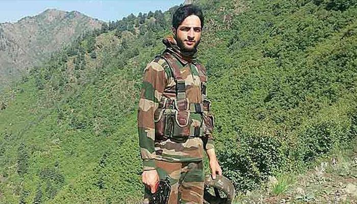 'अपना अंत करीब देख भारतीय सेना के सामने रोने लगा था बुरहान वानी'