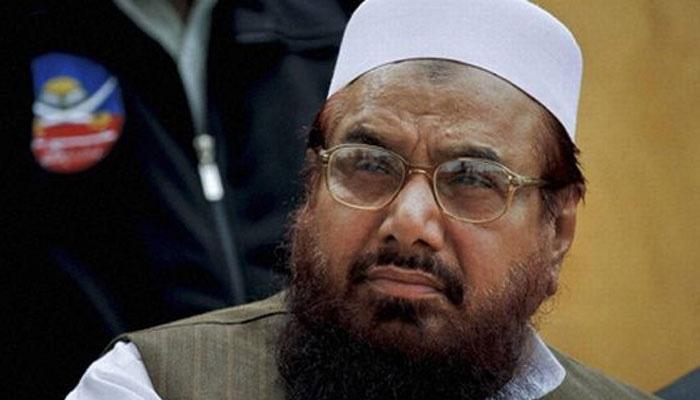 हाफिज सईद ने पाकिस्तान सरकार से कहा, 'भारत से विदेशी, व्यापारिक संबंध पर रोक लगाये'