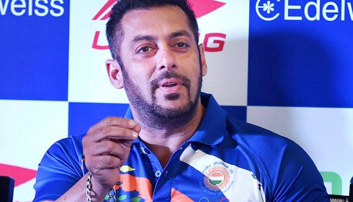सलमान खान ने दिया खिलाड़ियों को संदेश कहा, 'रियो जाओ और देर से लौटो'