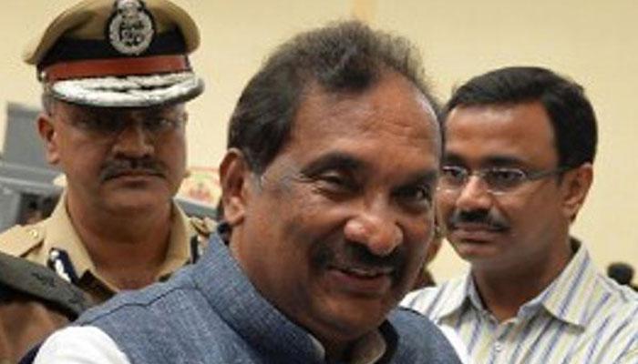 डीएसपी आत्महत्या : कर्नाटक के मंत्री जार्ज ने दिया इस्तीफा