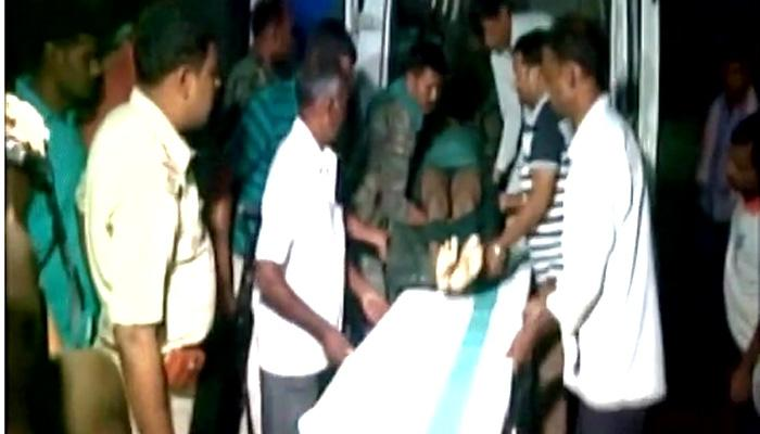 बिहार के औरंगाबाद में मुठभेड़ के दौरान सीआरपीएफ के 8 जवान शहीद, तीन नक्सली भी मारे गए
