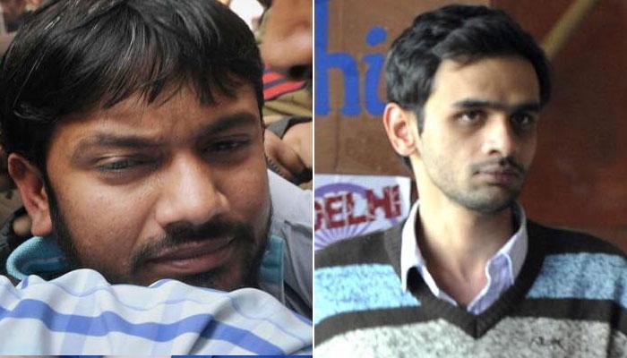 JNU ने कन्हैया, उमर और अनिरबान का पंजीकरण रोका