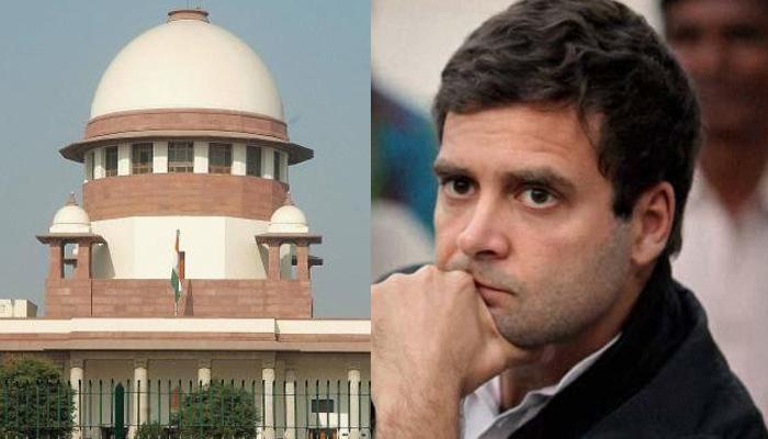 RSS से संबंधित बयान पर सुप्रीम कोर्ट ने राहुल को लगाई फटकार, कहा-माफी मांगें या ट्रायल का सामना करें